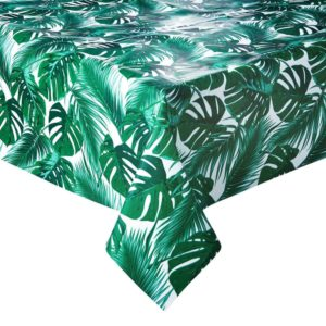 WATERPROOF Ubrus Monstera 110 x 110 cm